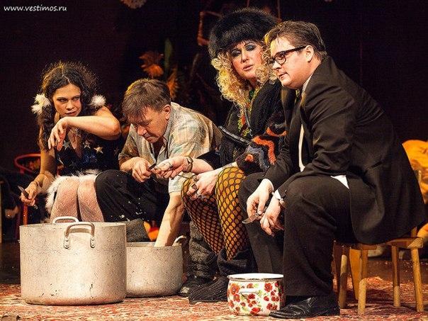 Группа Ликования (Театр). Коляда-театр. Билеты в наличии: 500.00 - 700.00 руб. Свободных мест: 13