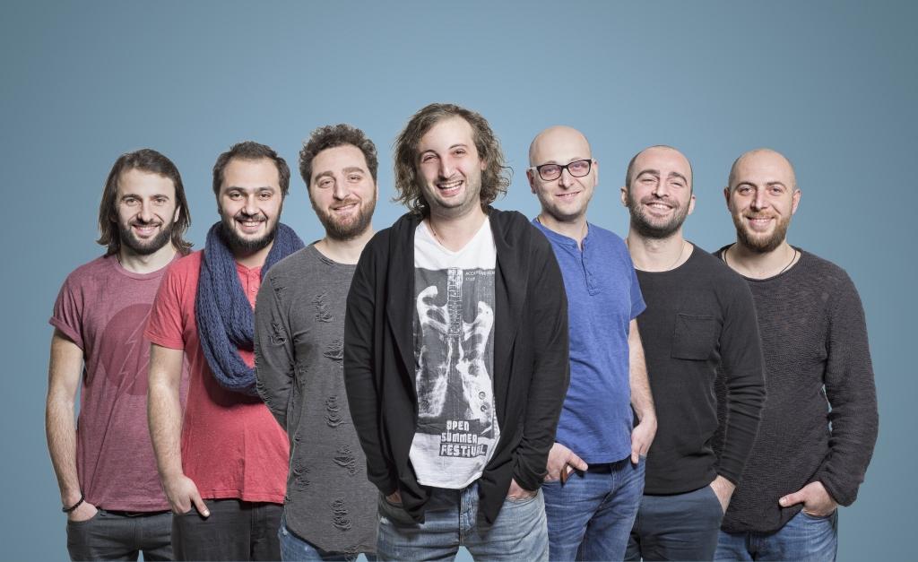 Mgzavrebi (Концерты и шоу). Клуб