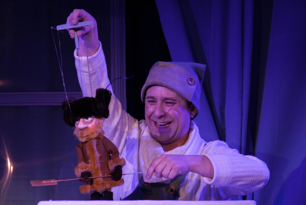 Письмо для Дедушки Мороза (Елки). Театр Кукол. Билеты в наличии: 800.00 руб. Свободных мест: 2
