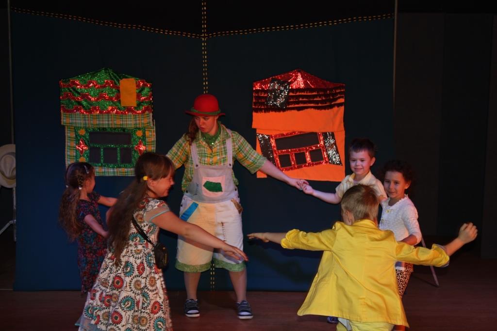 Проделки братца Кролика (Детские). Театр
