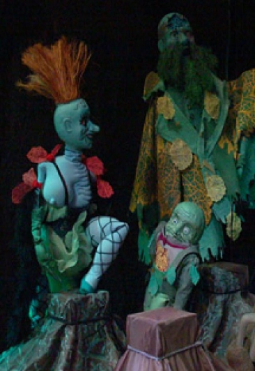 Бобок (Театр). Театр Кукол. Билеты в наличии: 600.00 руб. Свободных мест: 2