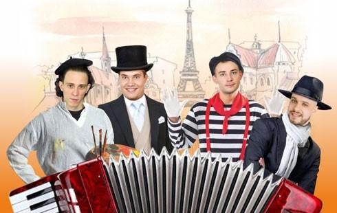 Вечер французской пьесы и музыки
