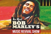 THE REAL BOB MARLEY'S MUSIC REVIVAL SHOW (Концерты и шоу). Клуб