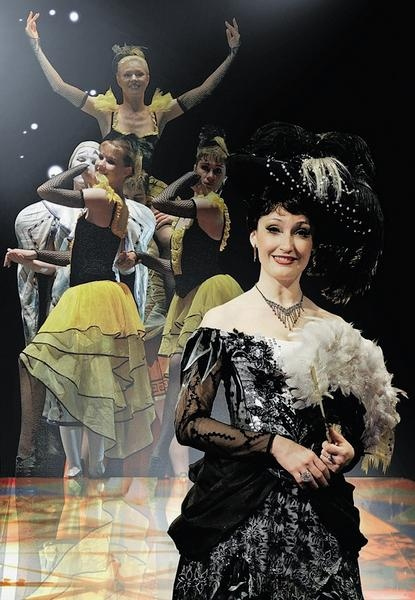 Принцесса цирка (Театр). Театр музыкальной комедии. Билеты в наличии: 200.00 - 800.00 руб. Свободных мест: 21