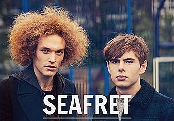 SEAFRET (Англия) впервые в Екатеринбурге! (Концерты и шоу). Паб