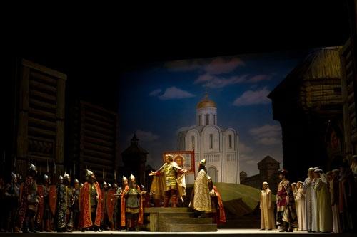 Князь Игорь (Театр). Театр оперы и балета. Билеты в наличии: 400.00 - 1200.00 руб. Свободных мест: 13