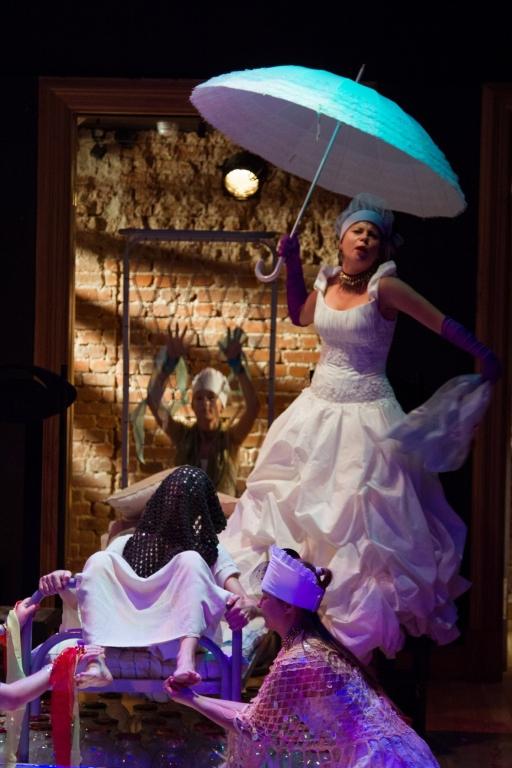 Пиковая Дама (Театр). Коляда-театр. Билеты в наличии: 500.00 - 700.00 руб. Свободных мест: 15