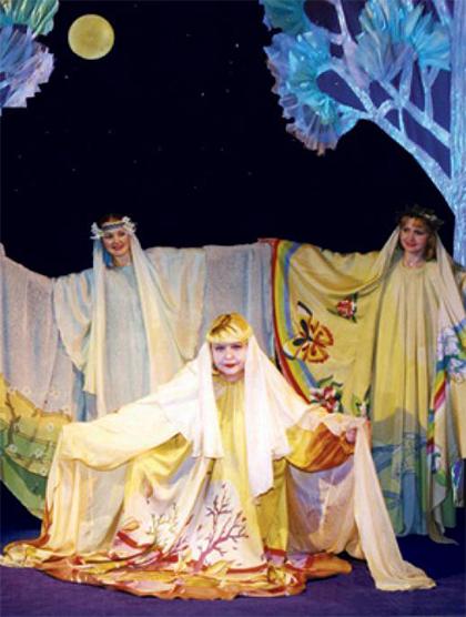 Волшебное зазеркалье (Детские). Театр Кукол. Билеты в наличии: 400.00 руб. Свободных мест: 10