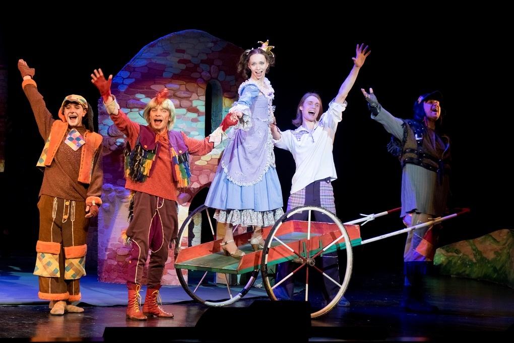 Бременские музыканты (Детские). Театр юного зрителя. Билеты в наличии: 450.00 - 500.00 руб. Свободных мест: 26