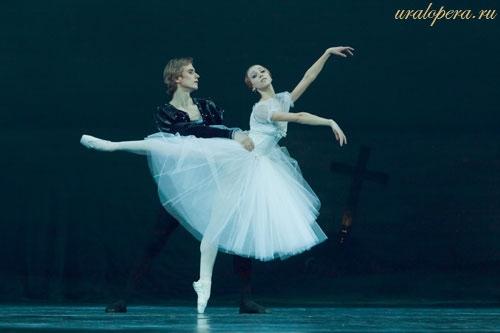 Жизель (Театр). Театр оперы и балета. Билеты в наличии: 400.00 - 1200.00 руб. Свободных мест: 19