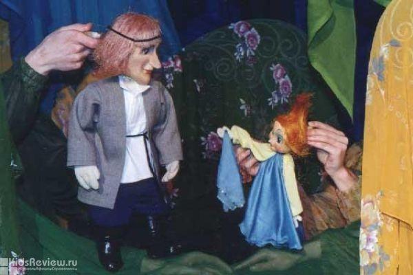 Синюшкин колодец (Детские). Театр Кукол. Билеты в наличии: 0.00 руб. Свободных мест: 0