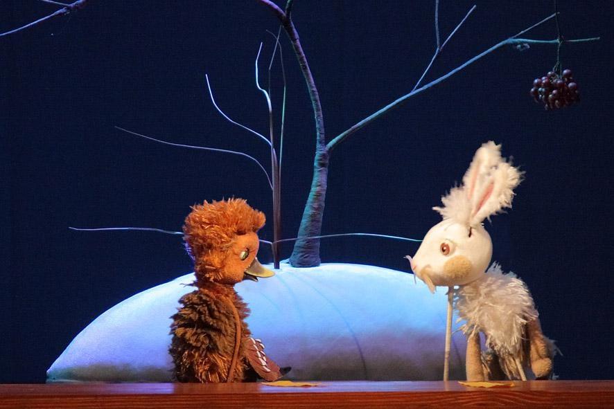 Серая шейка (Детские). Театр Кукол. Билеты в наличии: 450.00 руб. Свободных мест: 6