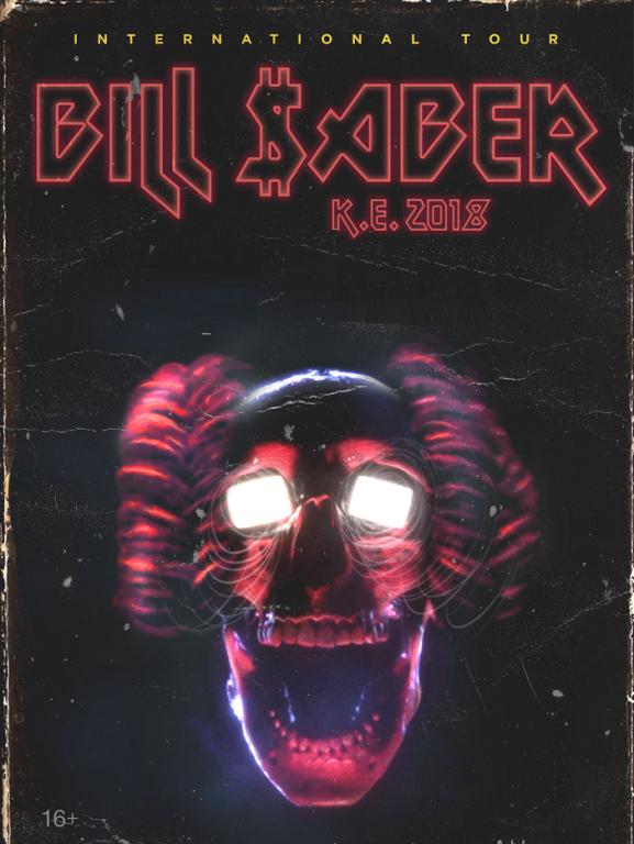 Bill Saber (Концерты и шоу). Клуб