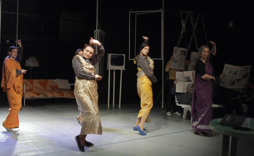 Дочки-матери (Театр). ГАУК СО