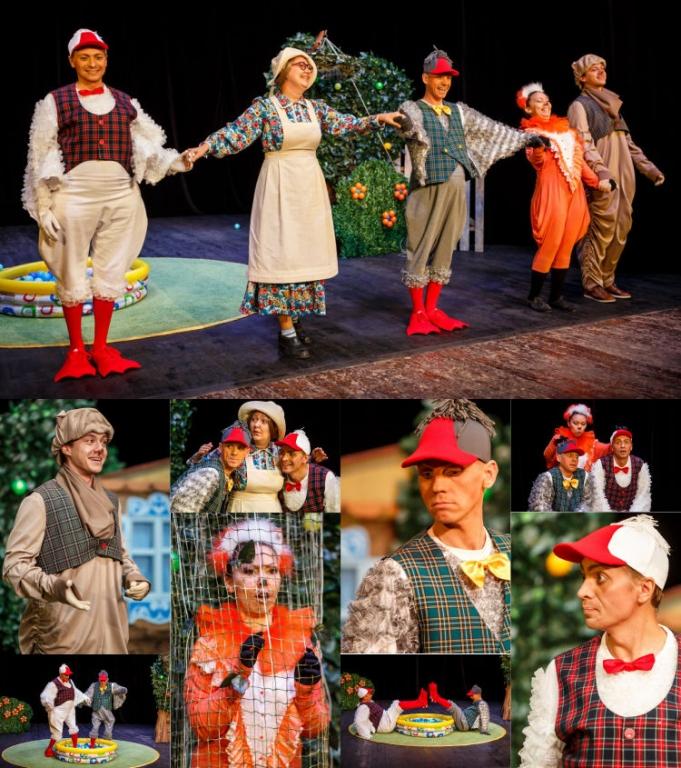 Два веселых Гуся (Театр). г. Каменск-Уральский, Театр драмы. Билеты в наличии: 200.00 руб. Свободных мест: 35