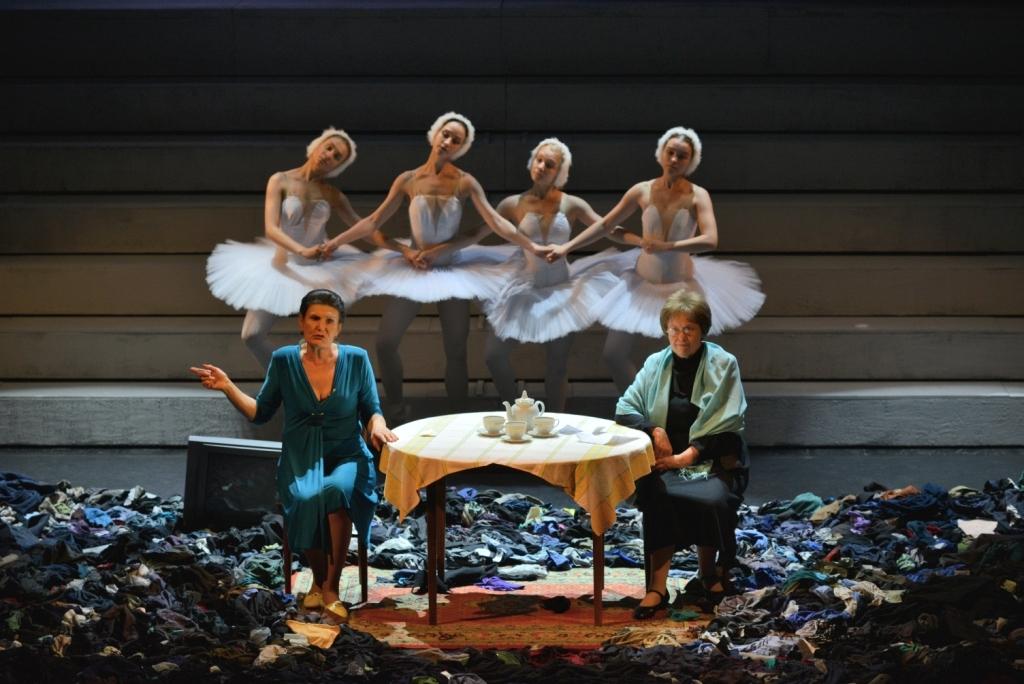 Время сэконд хэнд. Омский театр драмы (Театр). ГАУК СО