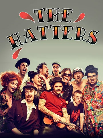 THE HATTERS ( Шляпники ) (Концерты и шоу). Клуб