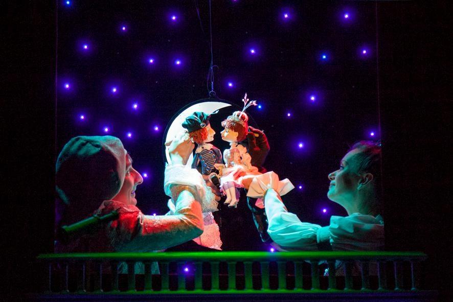 Золушка (Детские). Театр Кукол. Билеты в наличии: 400.00 руб. Свободных мест: 2