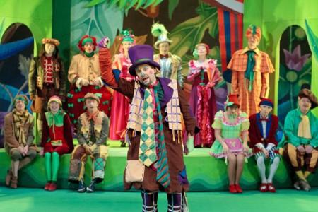 Приключения Чиполлино (Детские). Театр юного зрителя. Билеты в наличии: 350.00 руб. Свободных мест: 28