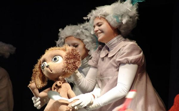 Про умную собачку Соню (Детские). Театр Кукол. Билеты в наличии: 400.00 руб. Свободных мест: 1