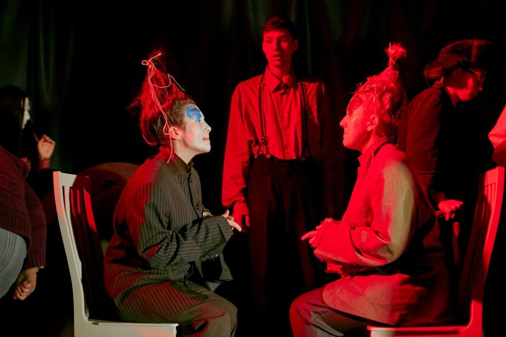 Старуха (Театр). Центр современной драматургии. Билеты в наличии: 300.00 руб. Свободных мест: 9