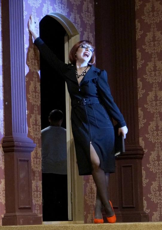 Актриса (Театр). ГАУК СО